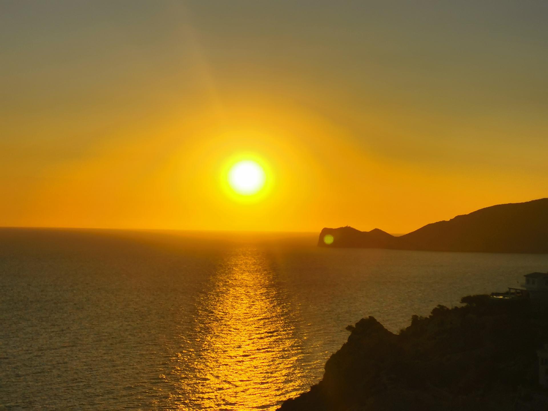 Puerto Andratx Sonnenuntergang