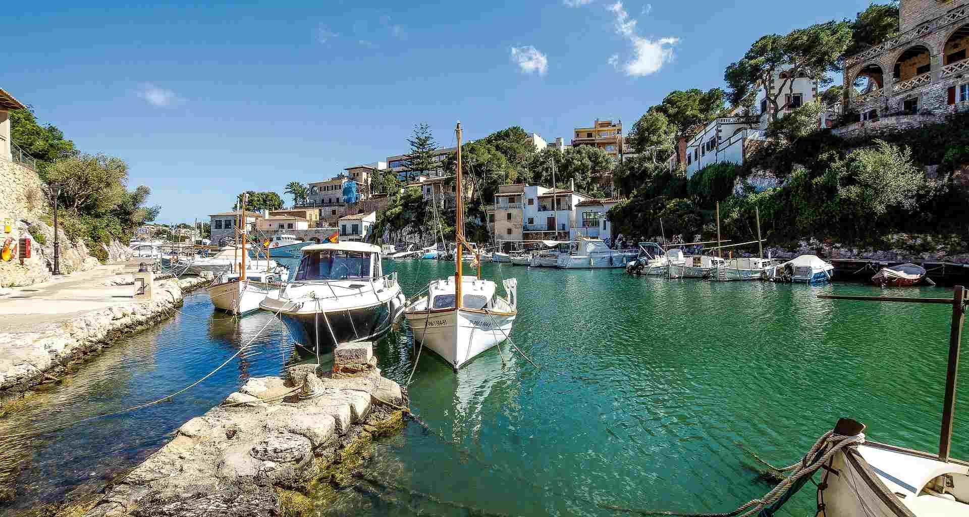 Cala Figuera Hafen
