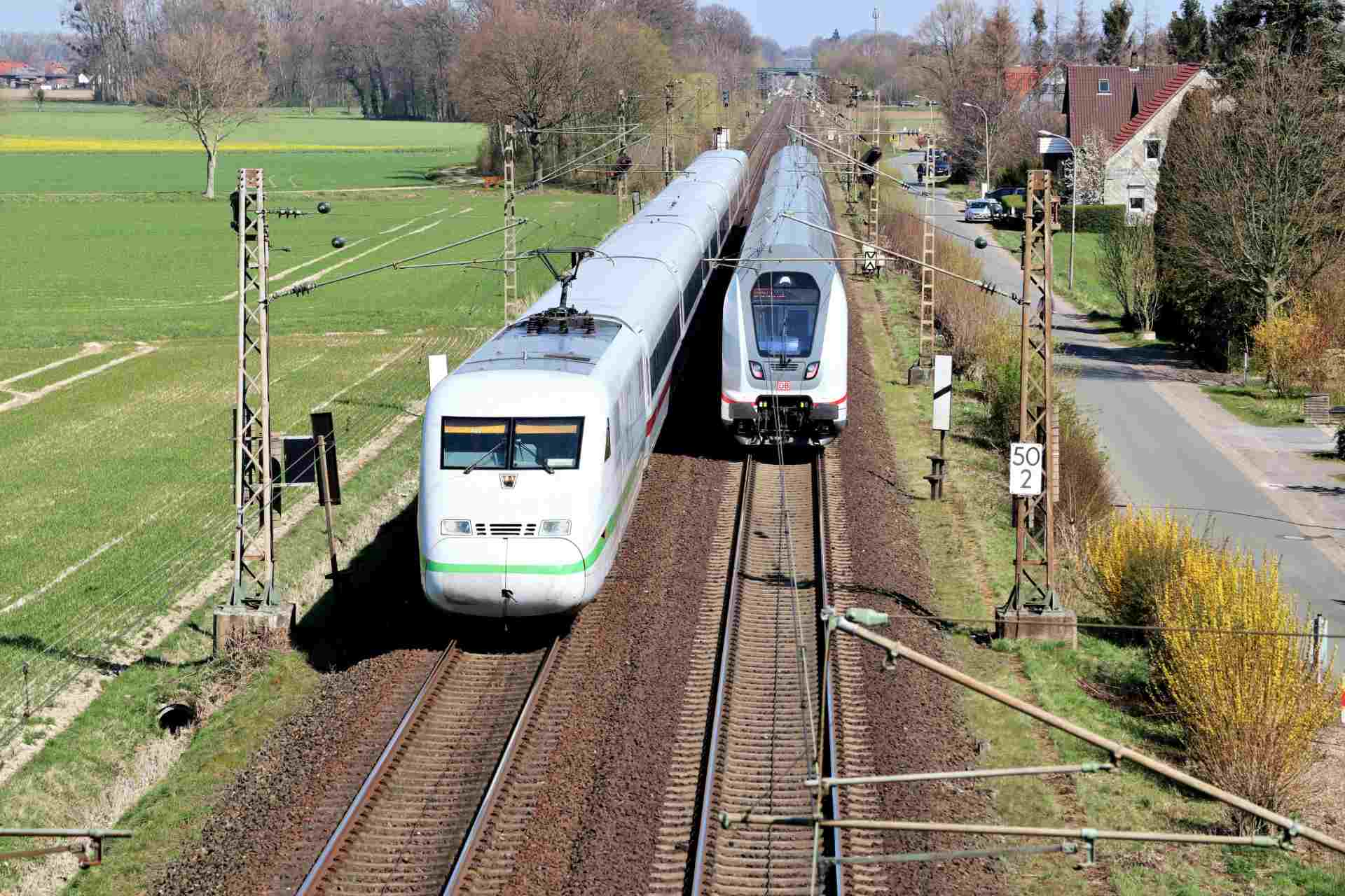Deutsche Bahn baut Angebot im In- und Ausland nach Corona-Lockerungen weiter aus