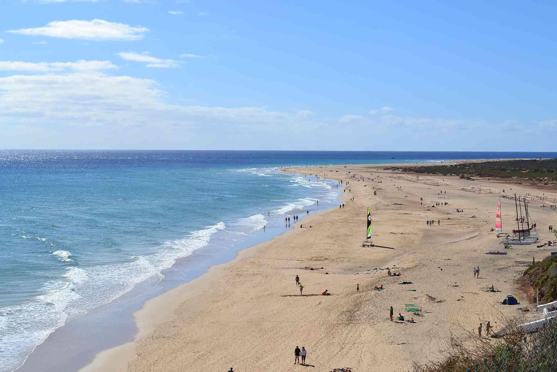 Jandia Playa Strand