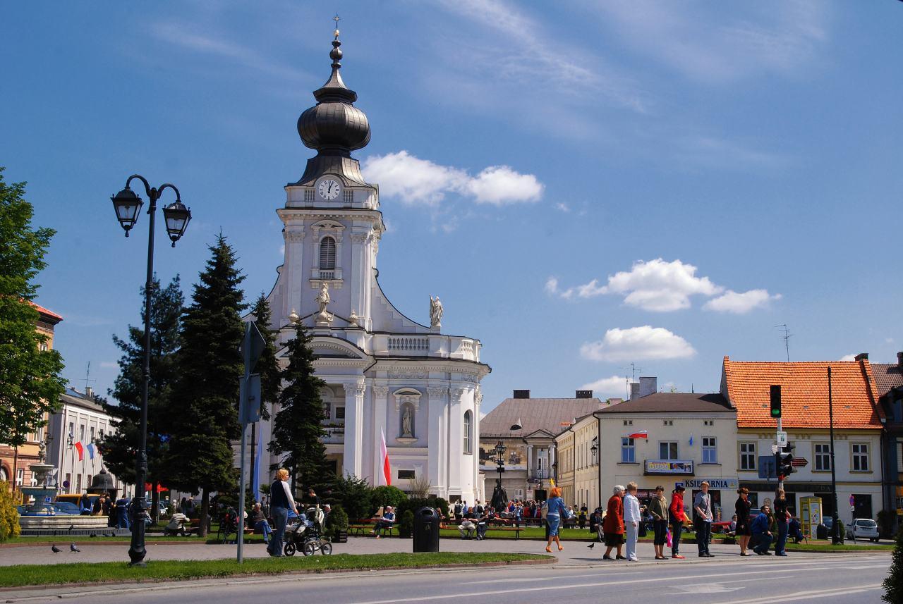 Taufkirche von Johannes Paul II.