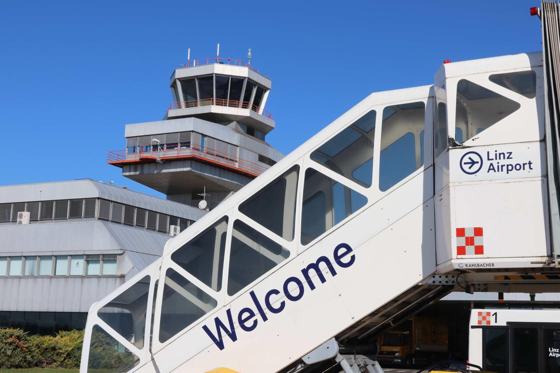 Flughafen Linz Tower
