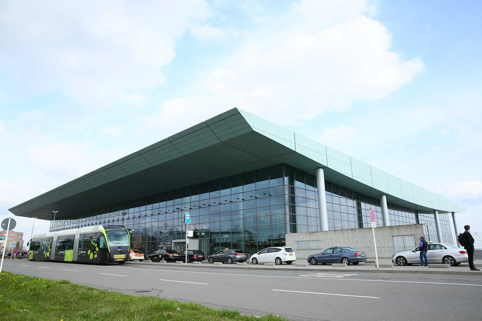 Flughafen Luxemburg Terminal