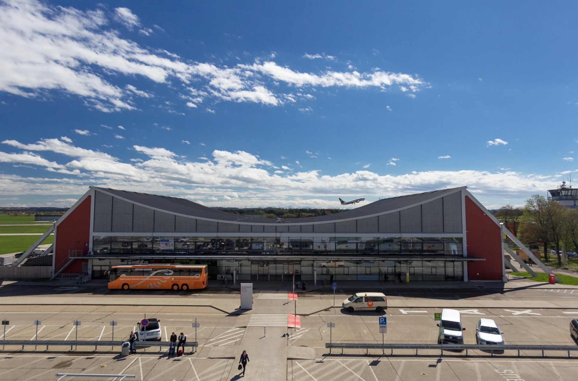 Flughafen Memmingen Terminal