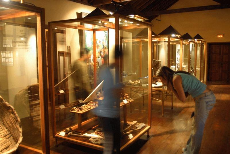 Galerie im Historischen Museum von Teneriffa