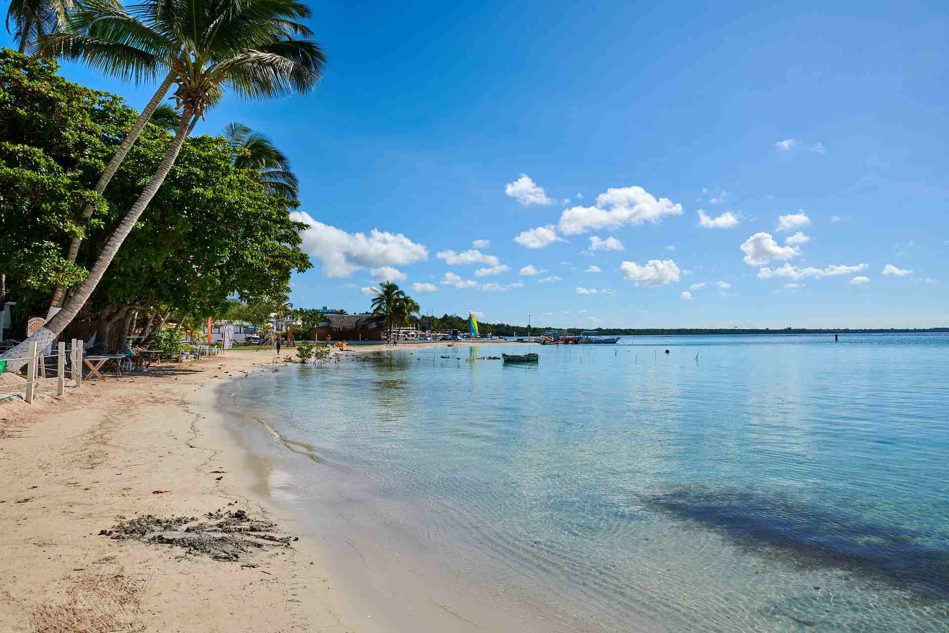 Strandabschnitt von Sosua