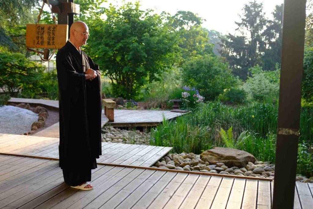 Zen-Kloster bei Weiterswiller in den Vogesen