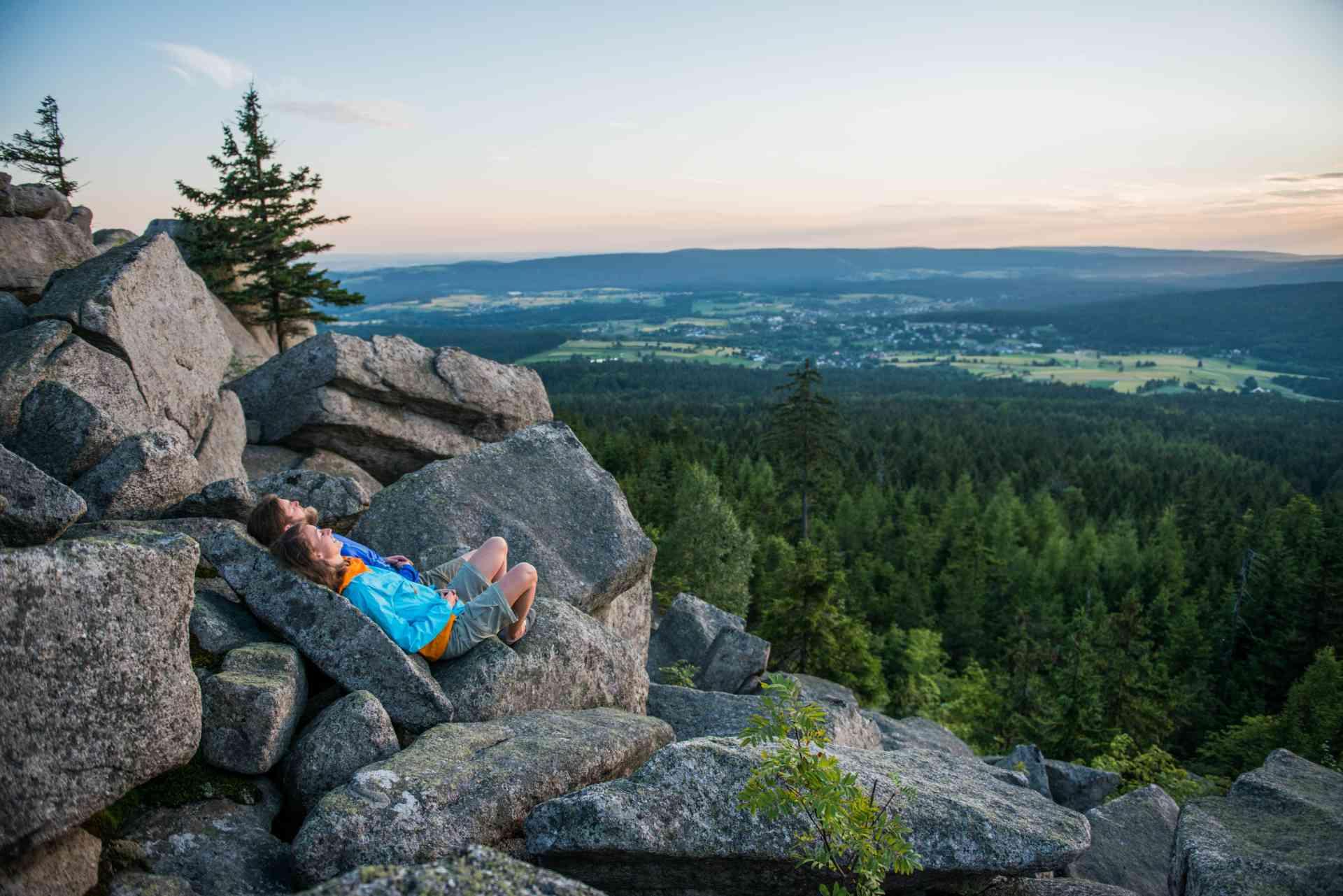 Ferienregion Fichtelgebirge - Ochsenkopf