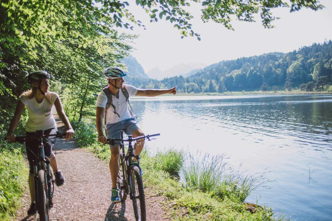 Genuss-Radweg an der Lebensspur Lech