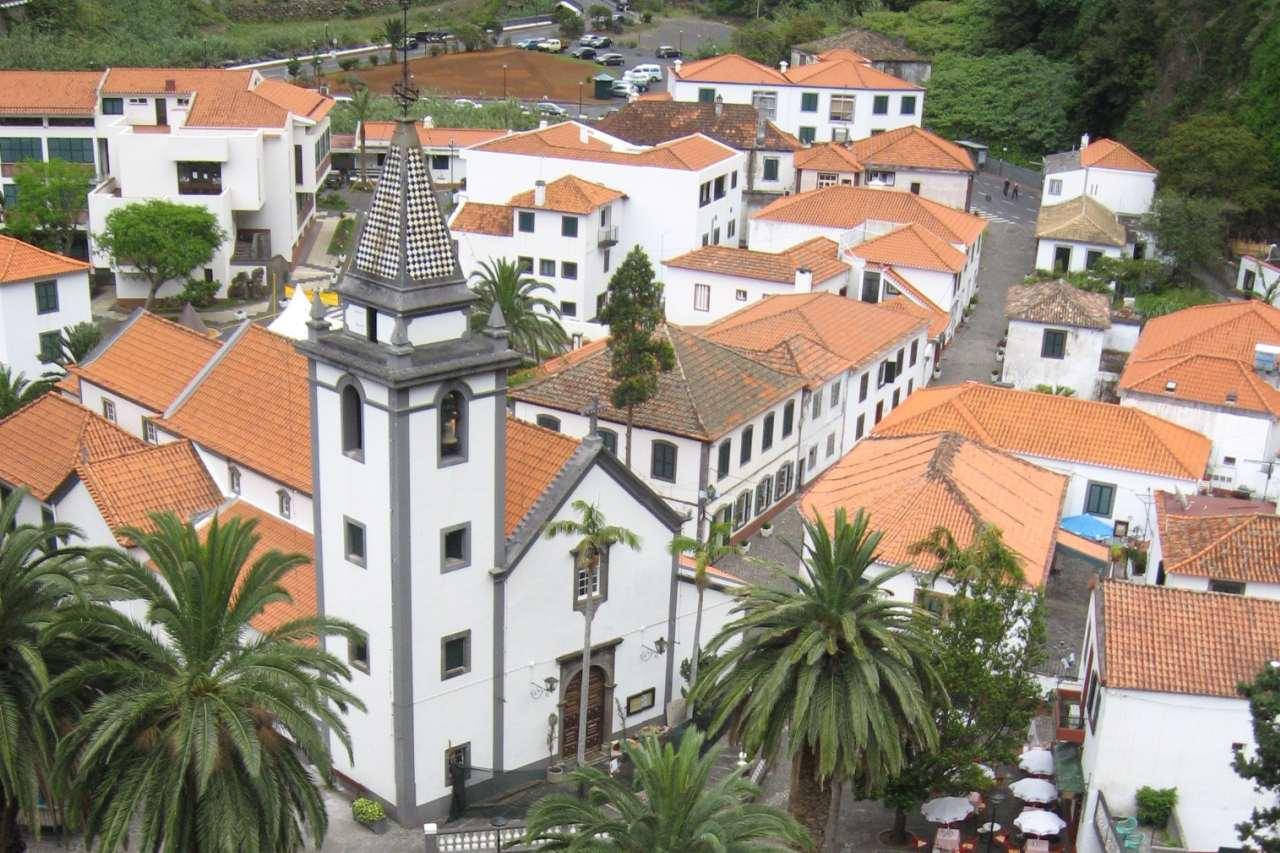 Pfarrkirche im Ortskern von São Vicente auf Madeira