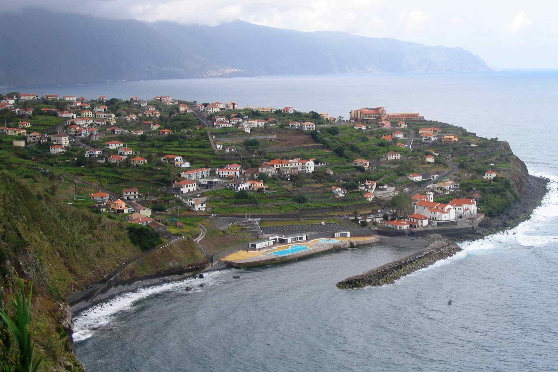 Ponta Delgada auf Madeira