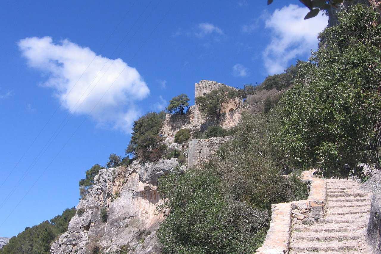 Burgruine Castell d'Alaro
