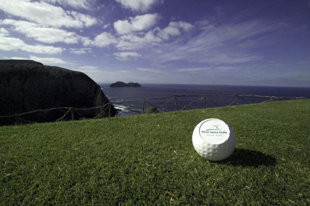 Golfball Porto Santo Golf