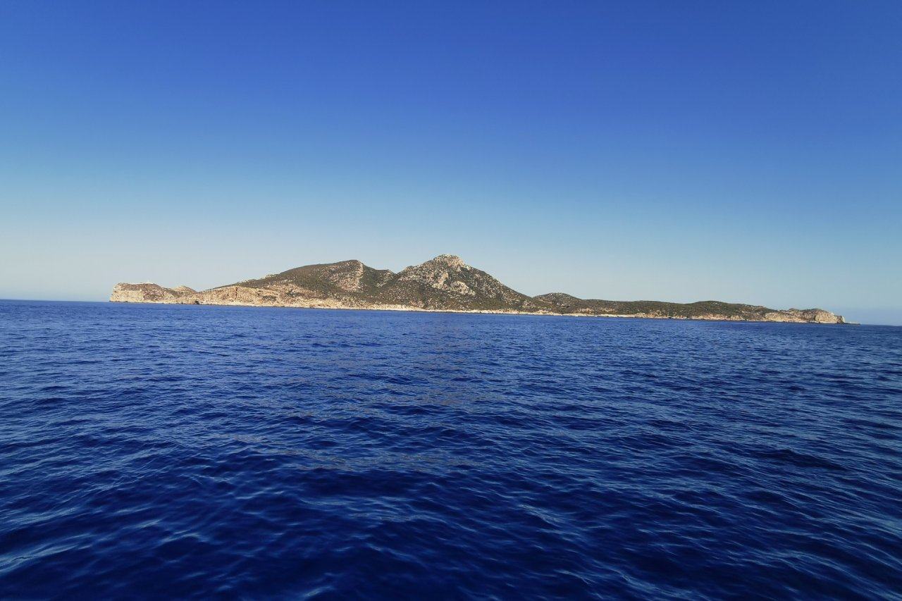 Insel Dragonera vor Mallorca