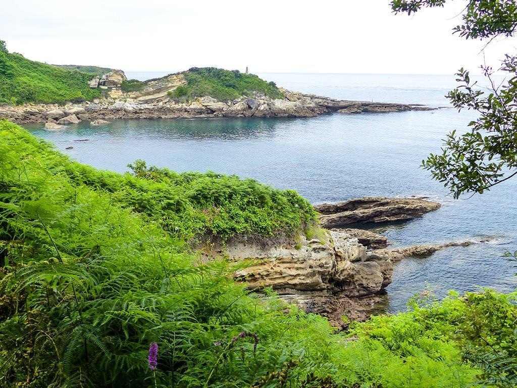 Küste am Kap von Higuer