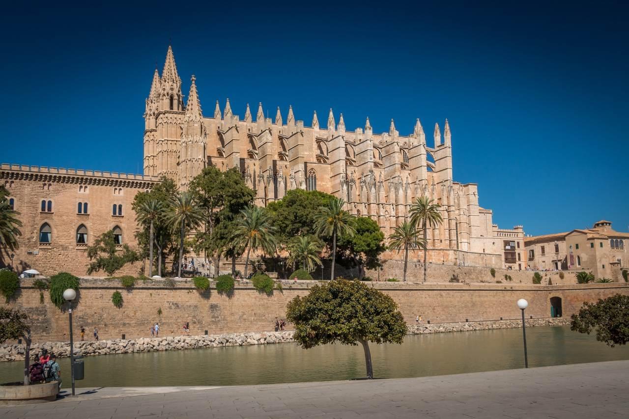 Kathedrale Sa Seu - Wahrzeichen von Palma de Mallorca