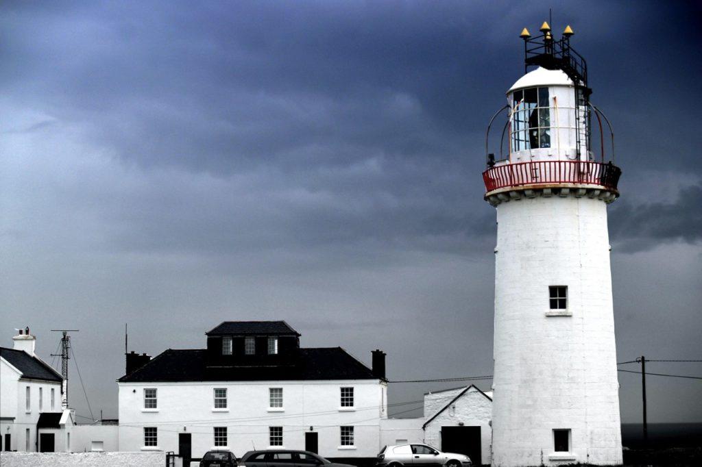 Leuchtturm am Loop Head