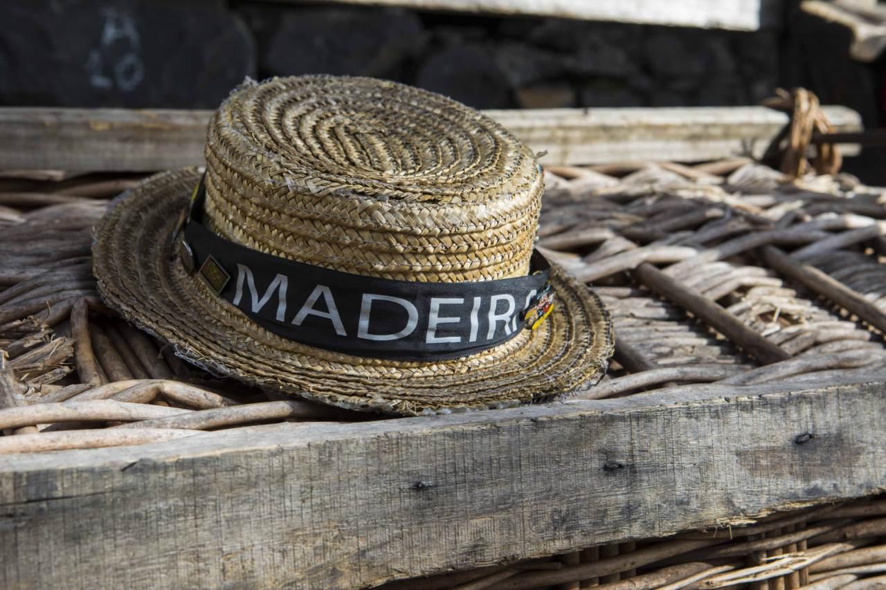 Madeira Strohhut