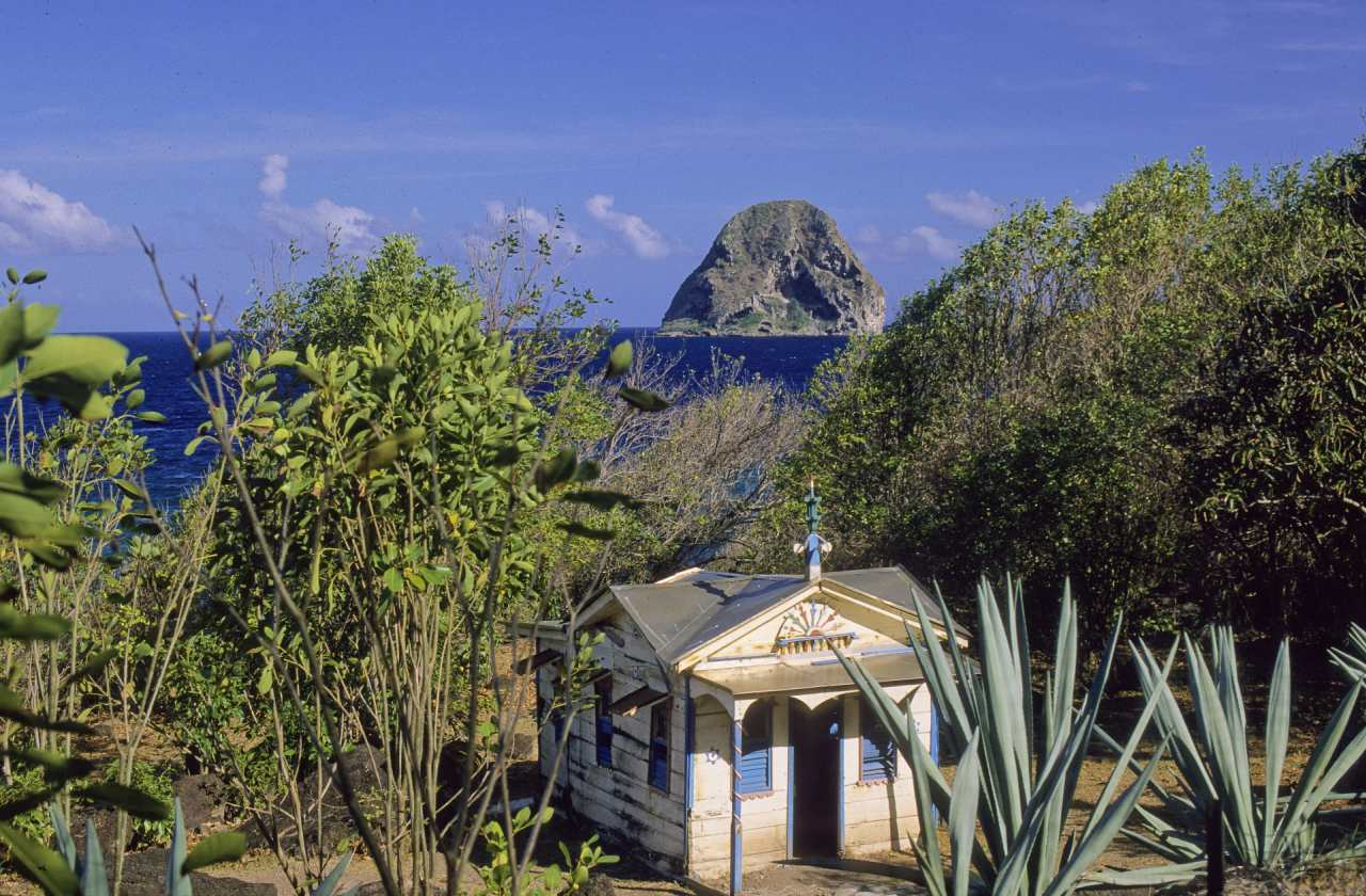 Maison du Bagnard auf Martinique