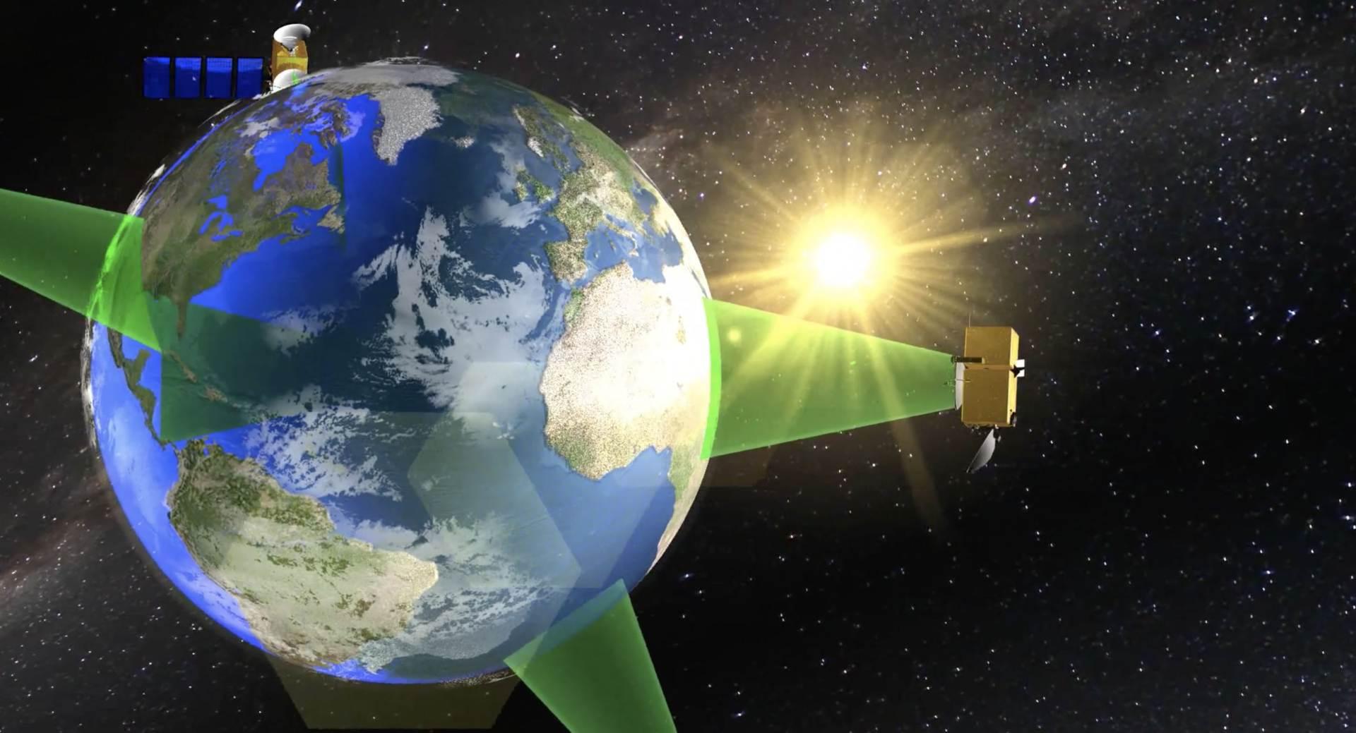 Satelliten sind Basis für digitale Vegetationskarten