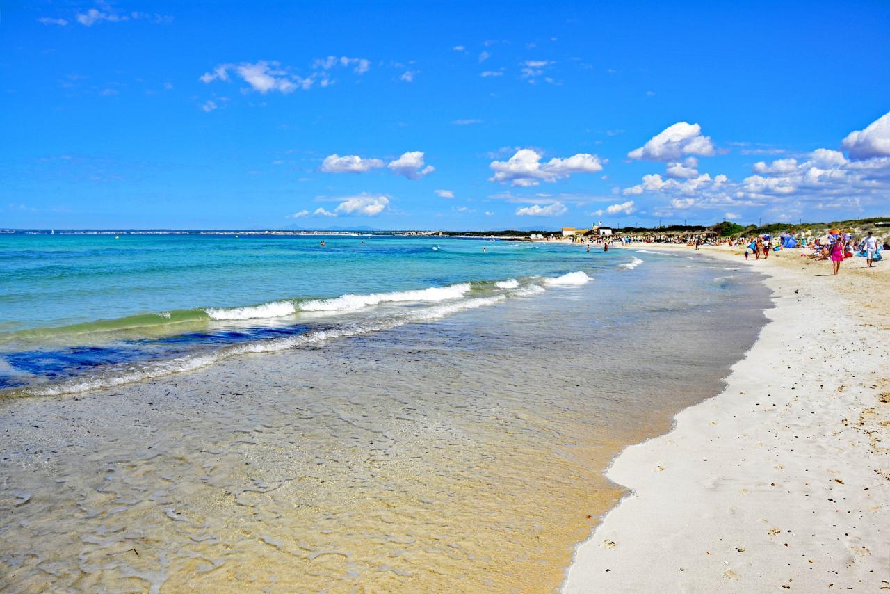 Strand von Es Trenc