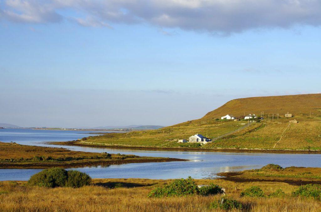 Achill Island - Sehnsuchtsort von Heinrich Böll