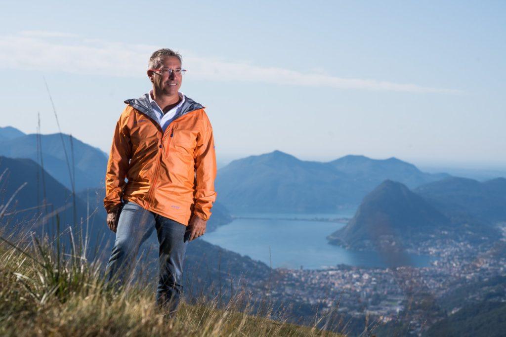 Angelo Trotta Tourismusdirektor Tessin