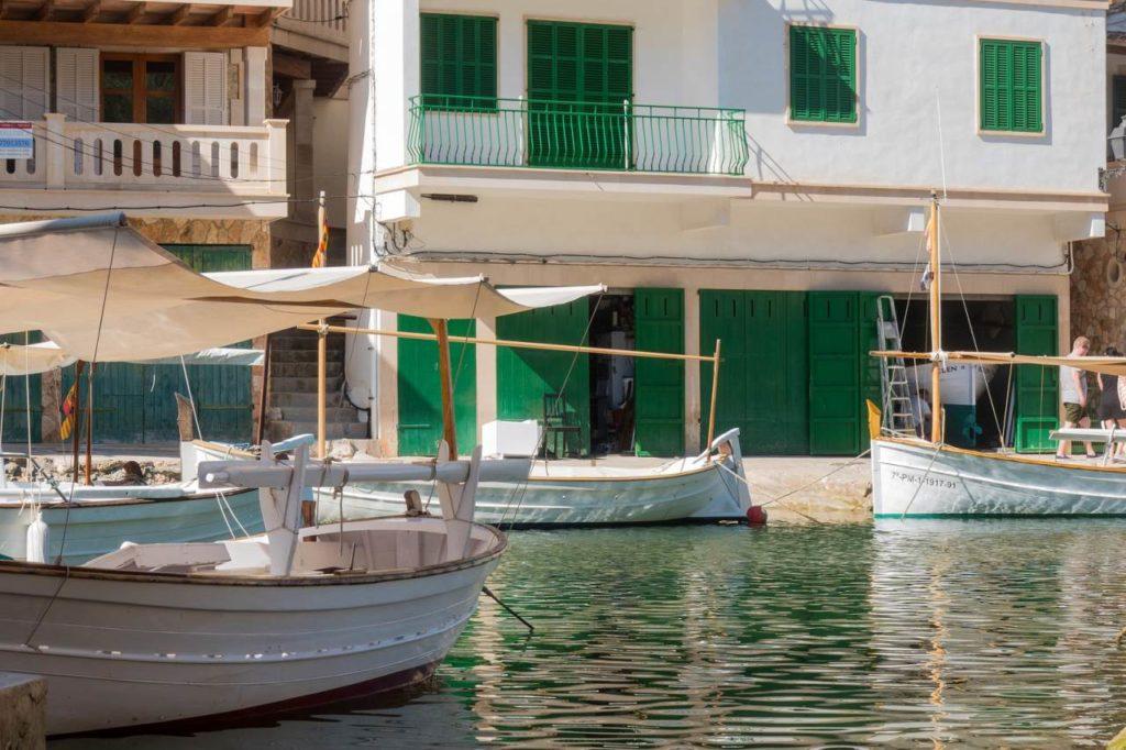 Cala d'Or Fischerhaus mit Bootsgarage