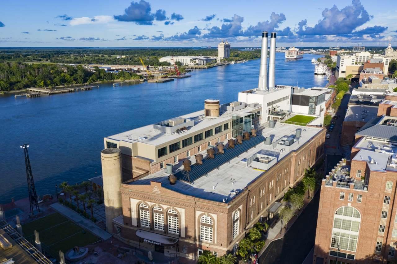 Plant Riverside District Savannah