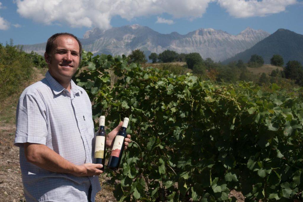 Weingut Domaine de l'Obiou aus dem Trièves