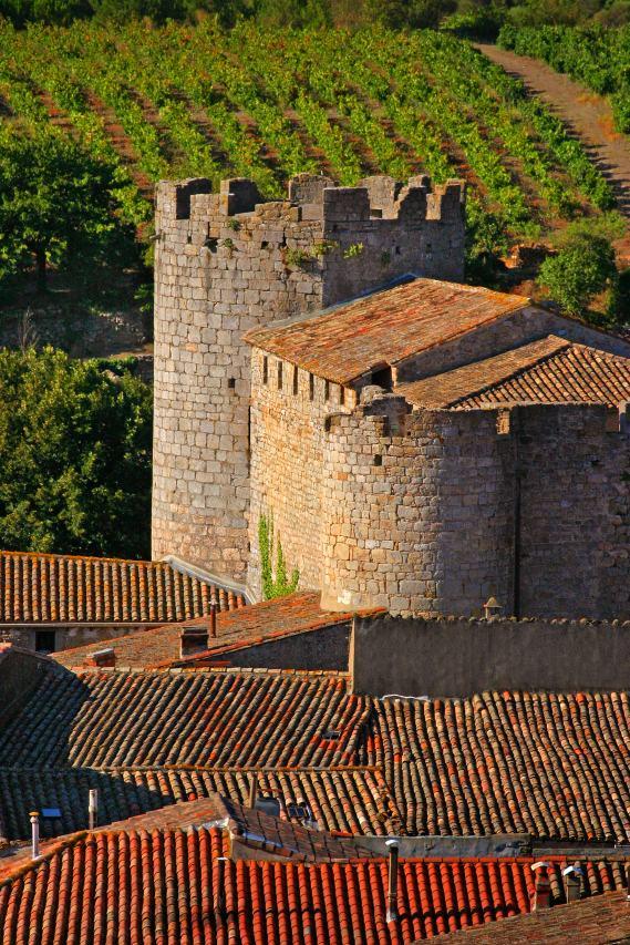 Burg von Villerouge-Termenès