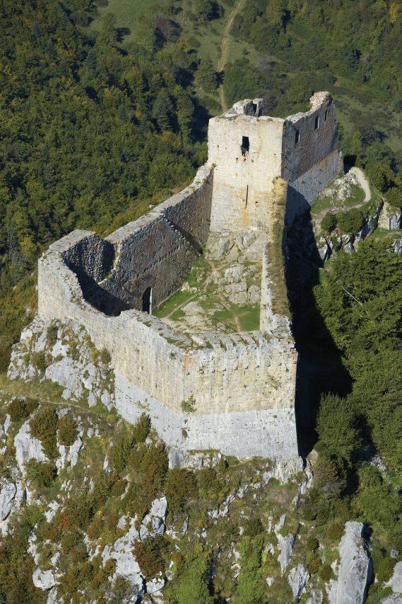 Burgruine von Montségur