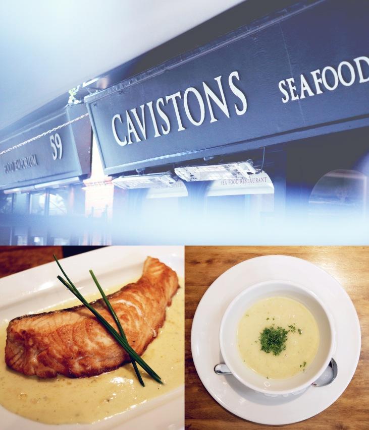 Cavistons Food Emporium in Dublin
