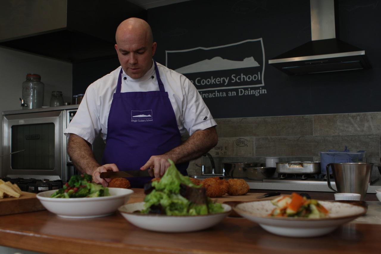 Irisch kochen lernen Dingle Cookery School