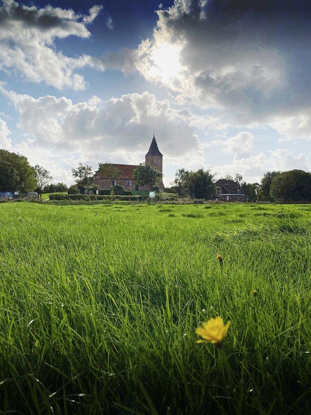 Kirche St. Stephanus in Westerhever