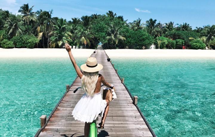Kreative im Kanuhura Maldives