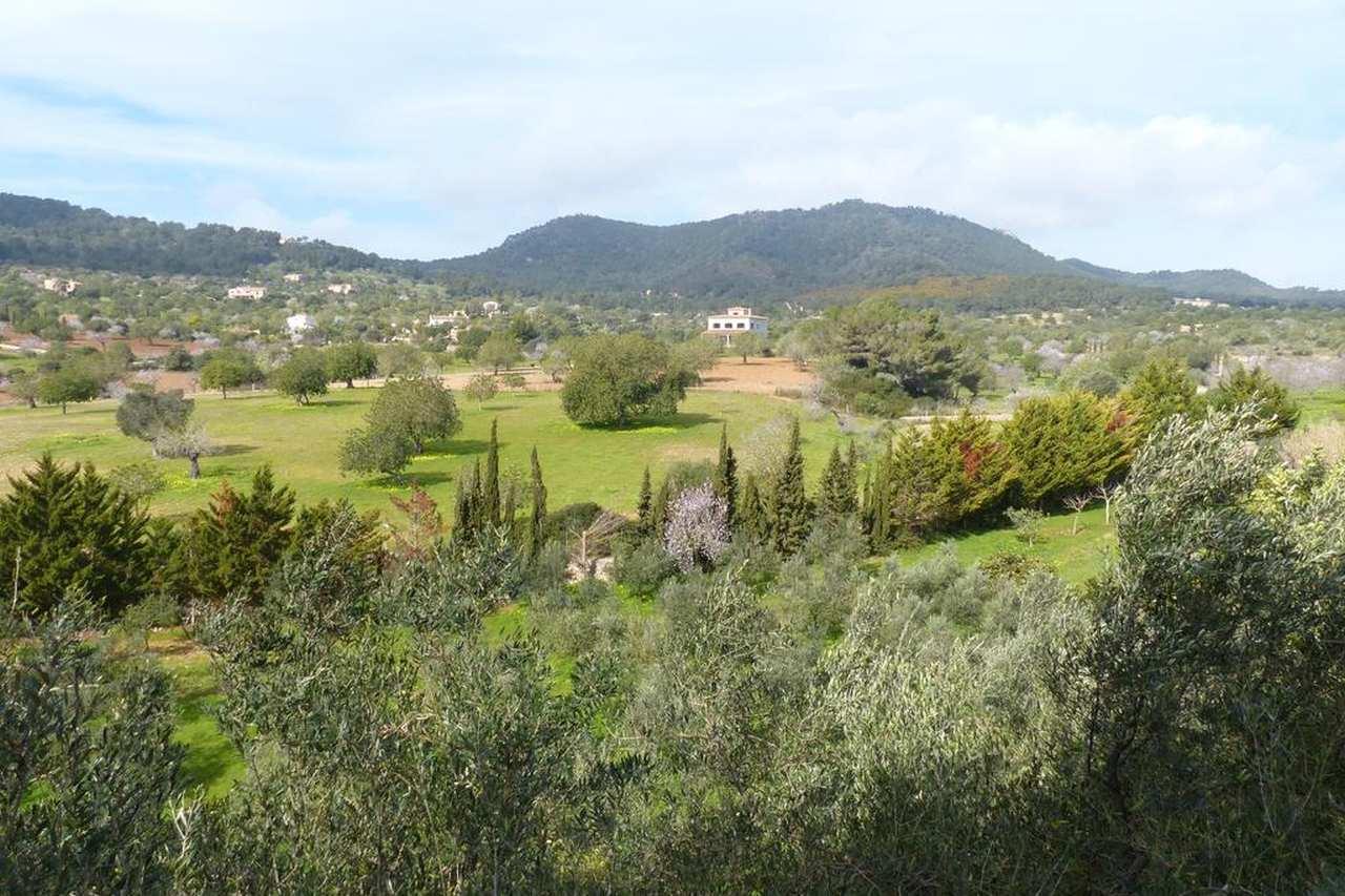 Landschaft bei S'Horta auf Mallorca