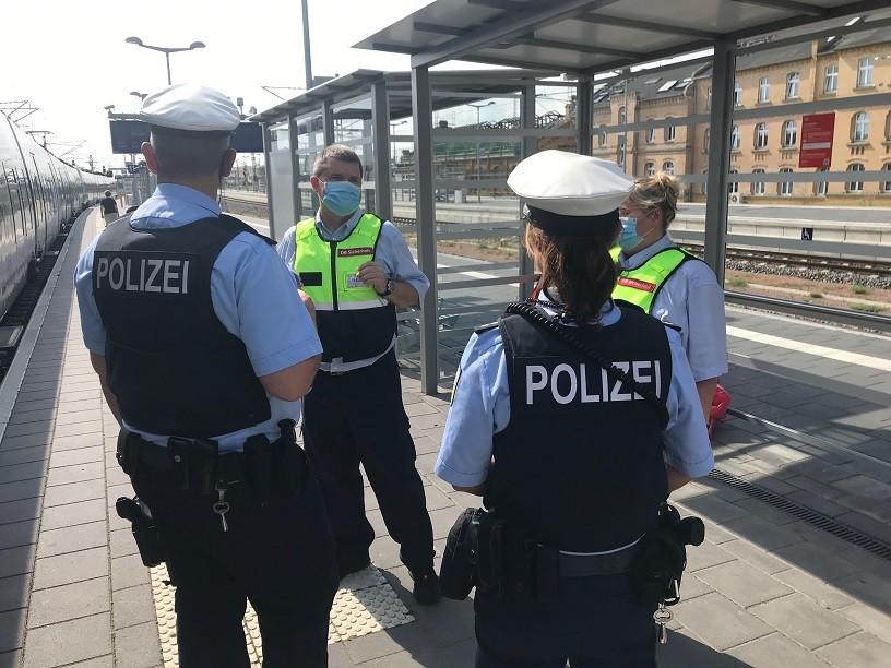 Deutsche Bahn Kontrollen