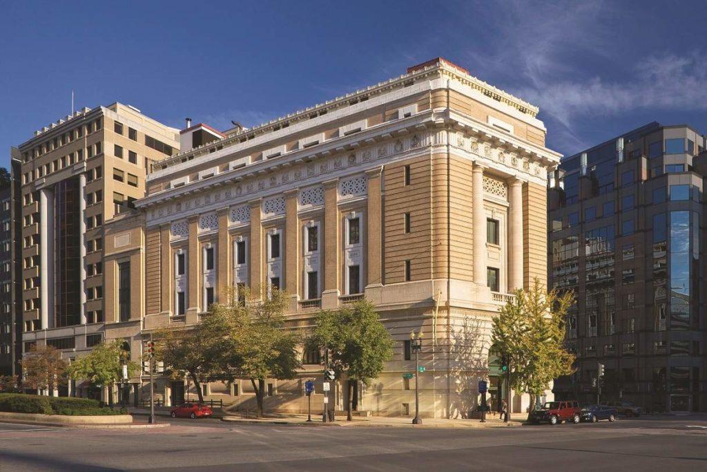National Museum of Women in the Arts Washington DC