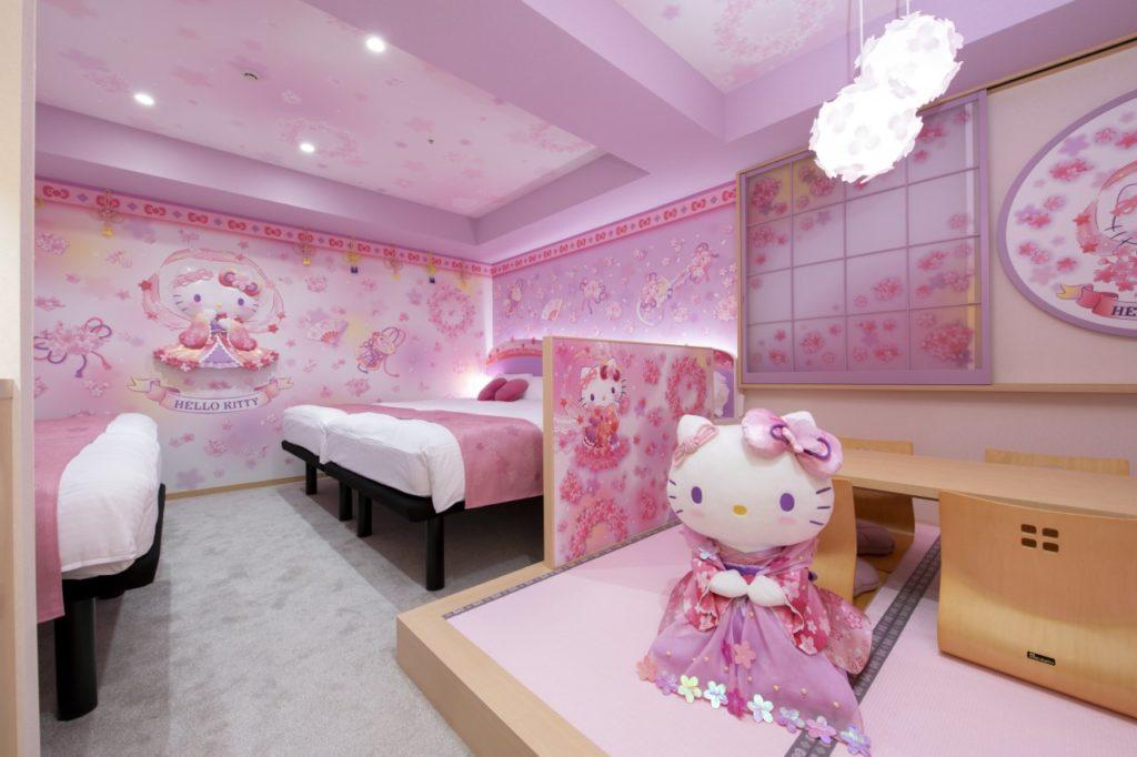 Sakura Tenjo Zimmer Asakusa Tobu Hotel