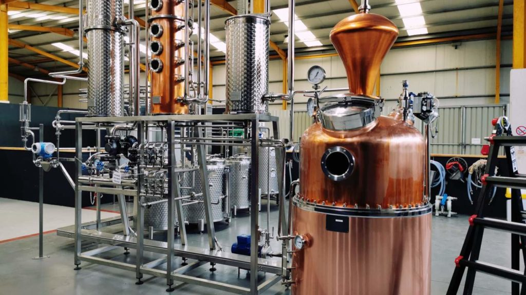 Skellig Six 18 Distillery