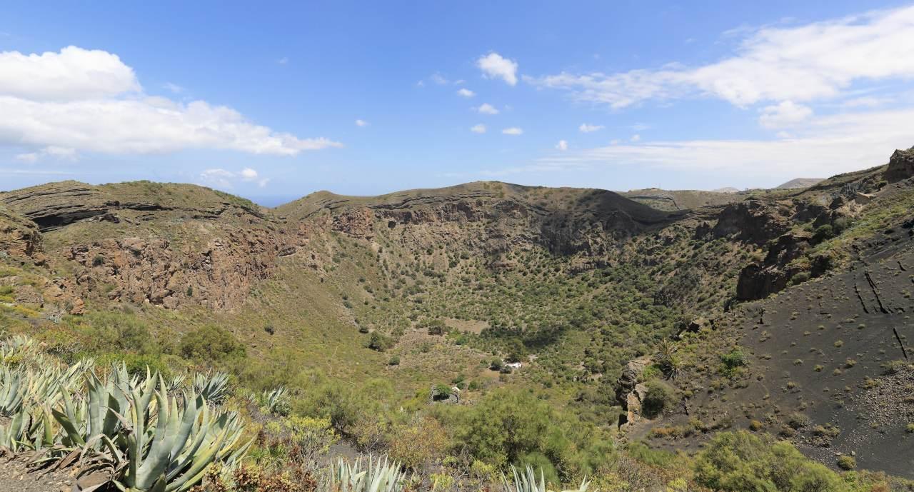 Caldera de Bandama Gran Canaria