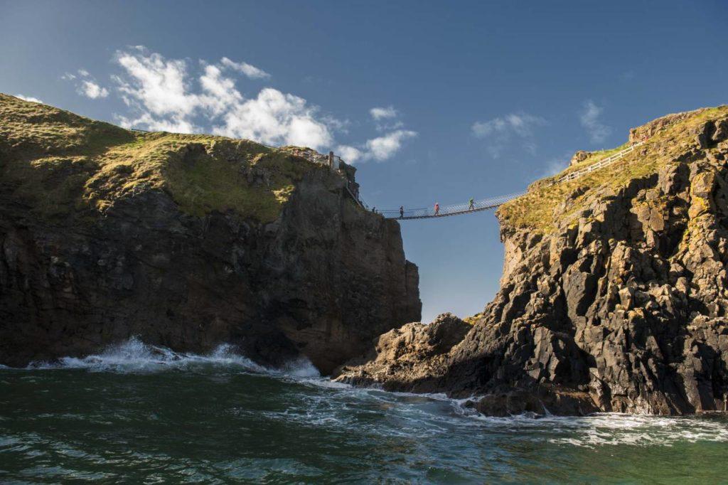 Carrick-a-Rede Brücke