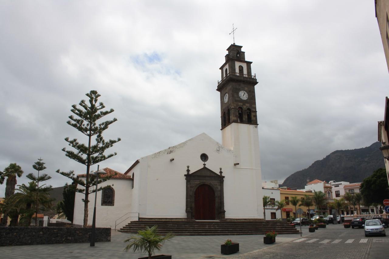 Kirche in Buenavista del Norte