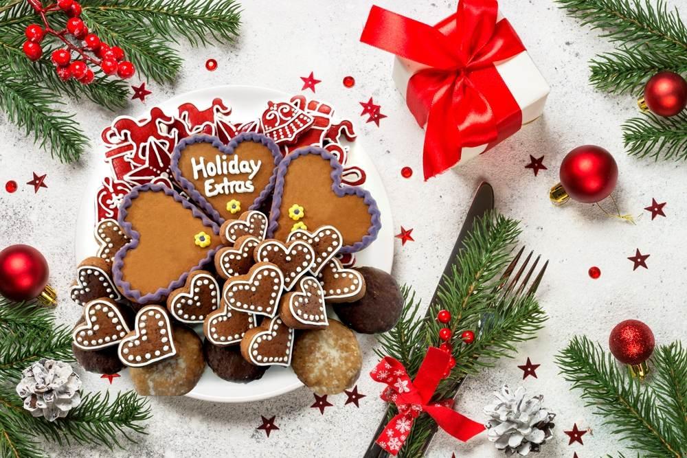 Lebkuchenherzen Diana Psiuk Holiday Extras