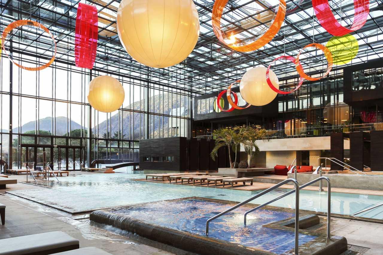 Private Pool Suiten Therme Meran