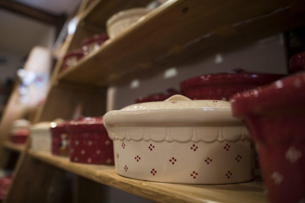 Töpferwaren aus Soufflenheim