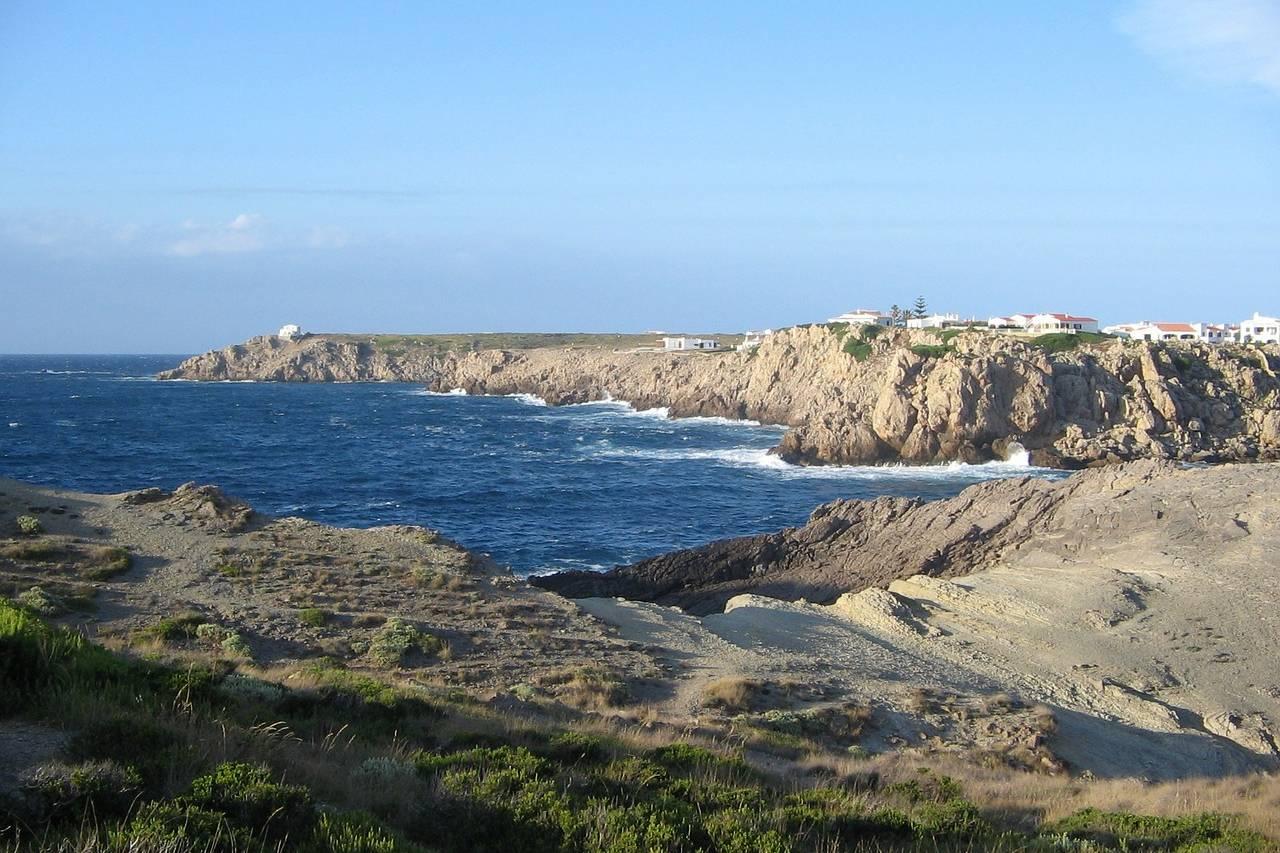 Felsenküste Menorca