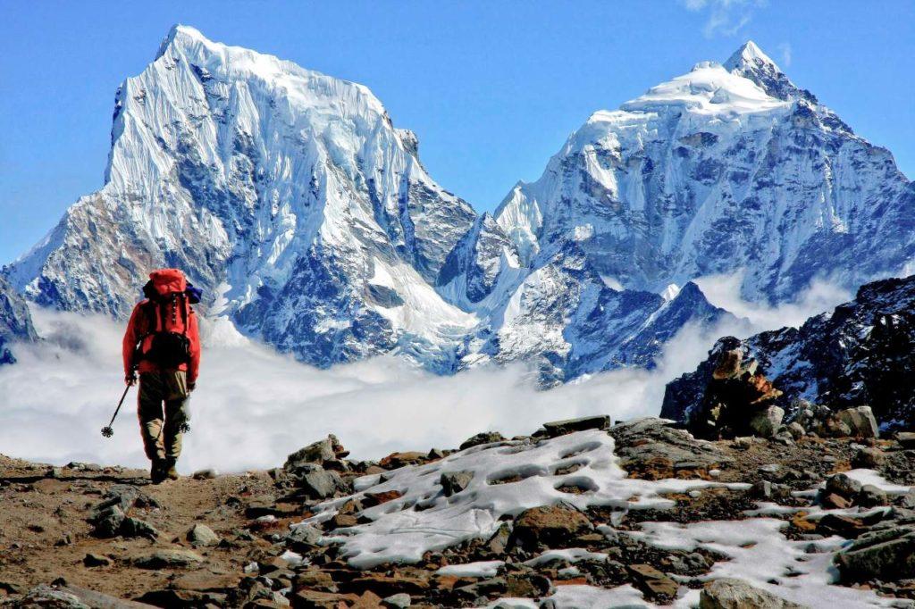 Gokyo Peak in Nepal Hauser Exkursionen
