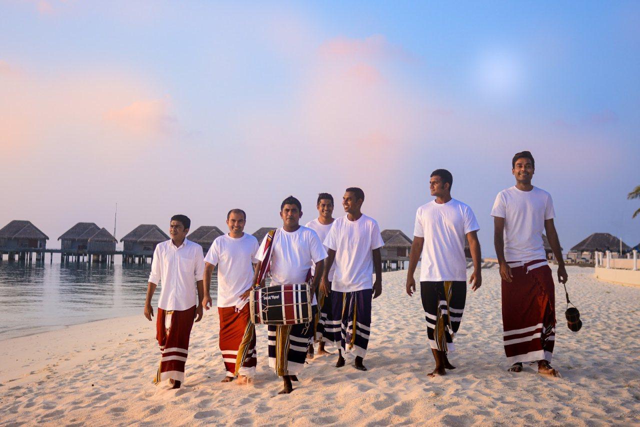 Kulturbotschafter auf Mudhdhoo Malediven